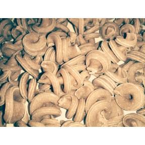 Pâtes sèches PastaPower10, trottole aux shitakés