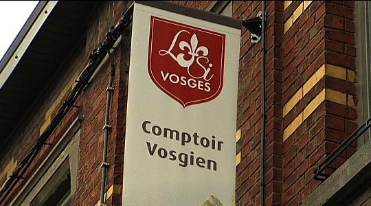 Lysi Vosges, comptoir vosgien
