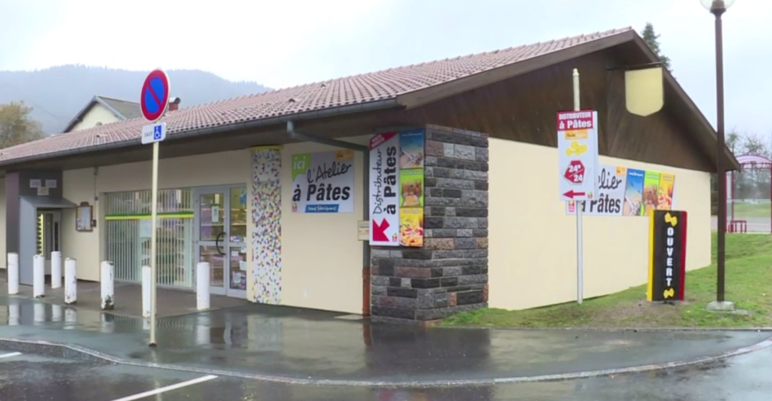 Les horaires d'ouverture du magasin LèAtelier à Pâtes à Thiéfosse