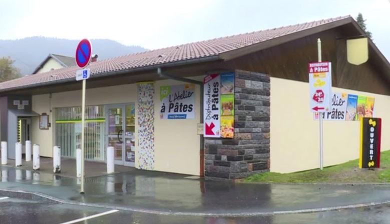 Visitez l'atelier à pâtes à Thiéfosse